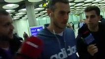 Bale regresa a Madrid tras una reunión de urgencia con su representante en Londres