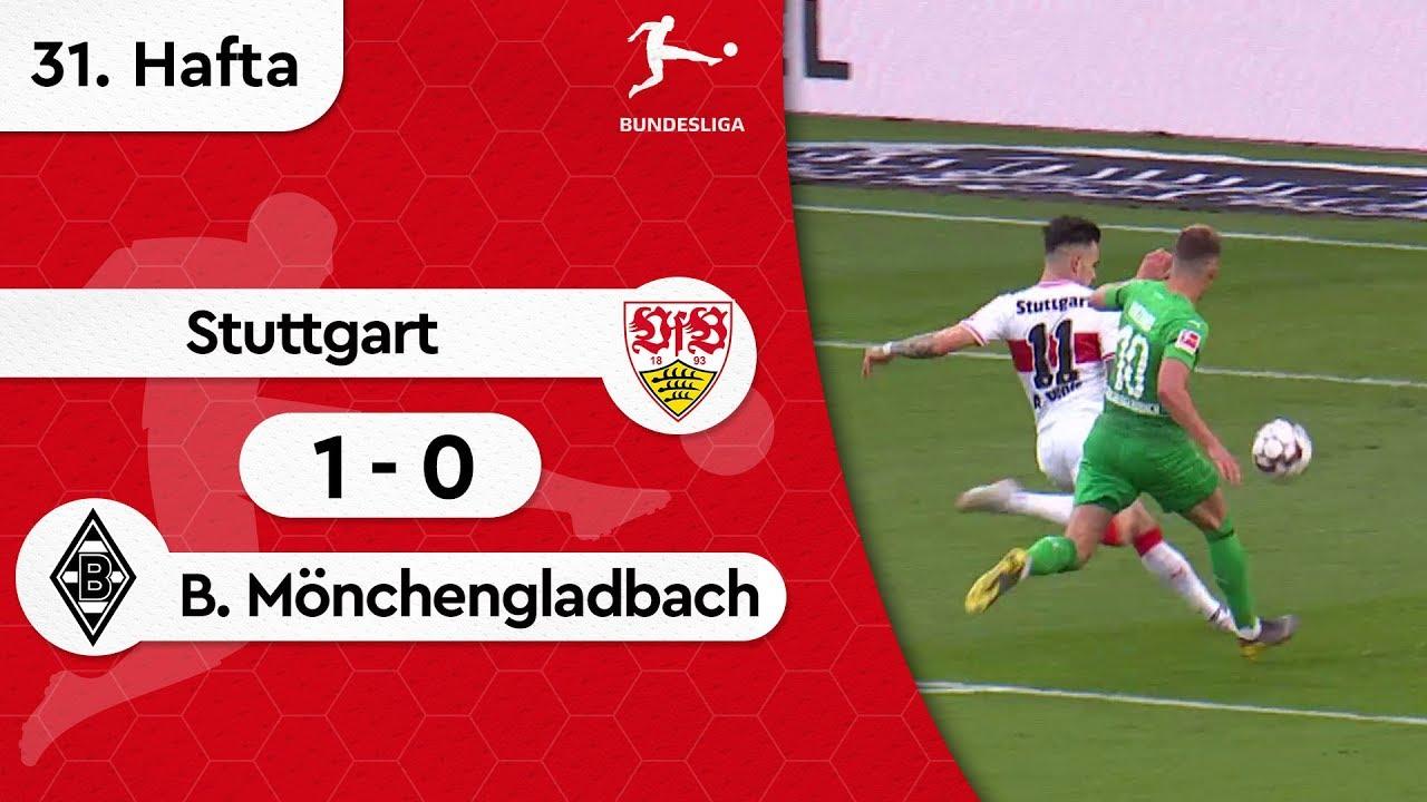 Stuttgart - Borussia Mönchengladbach (1-0) - Maç Özeti - Bundesliga 2018/19