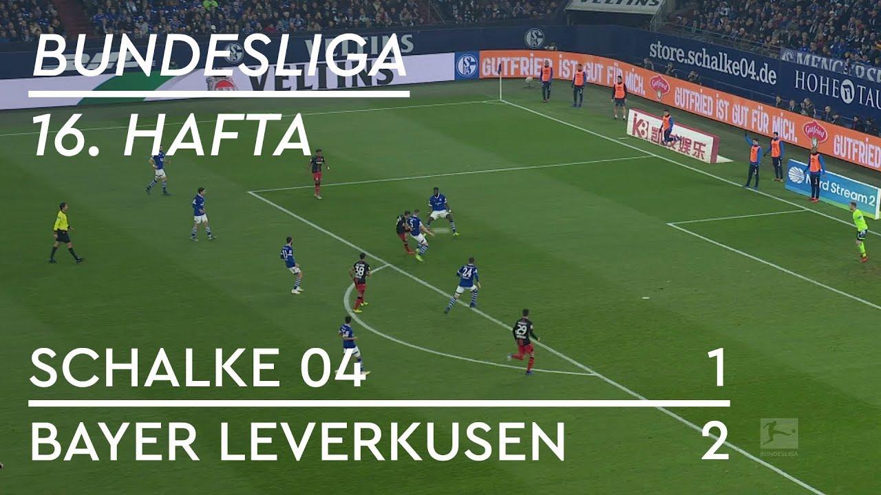 Schalke 04 - Bayer Leverkusen (1-2) - Maç Özeti - Bundesliga 2018/19 - Türkçe Anlatım