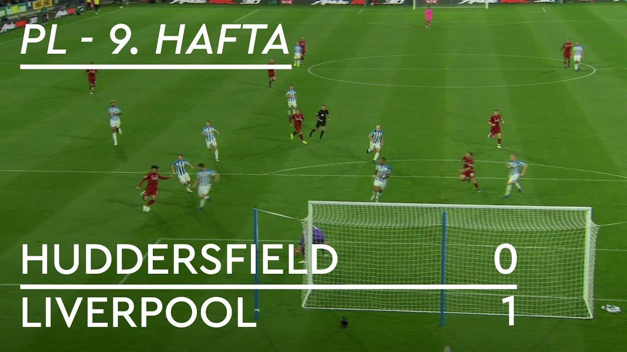 Huddersfield Town - Liverpool (0-1) - Maç Özeti - Premier League 2018/19