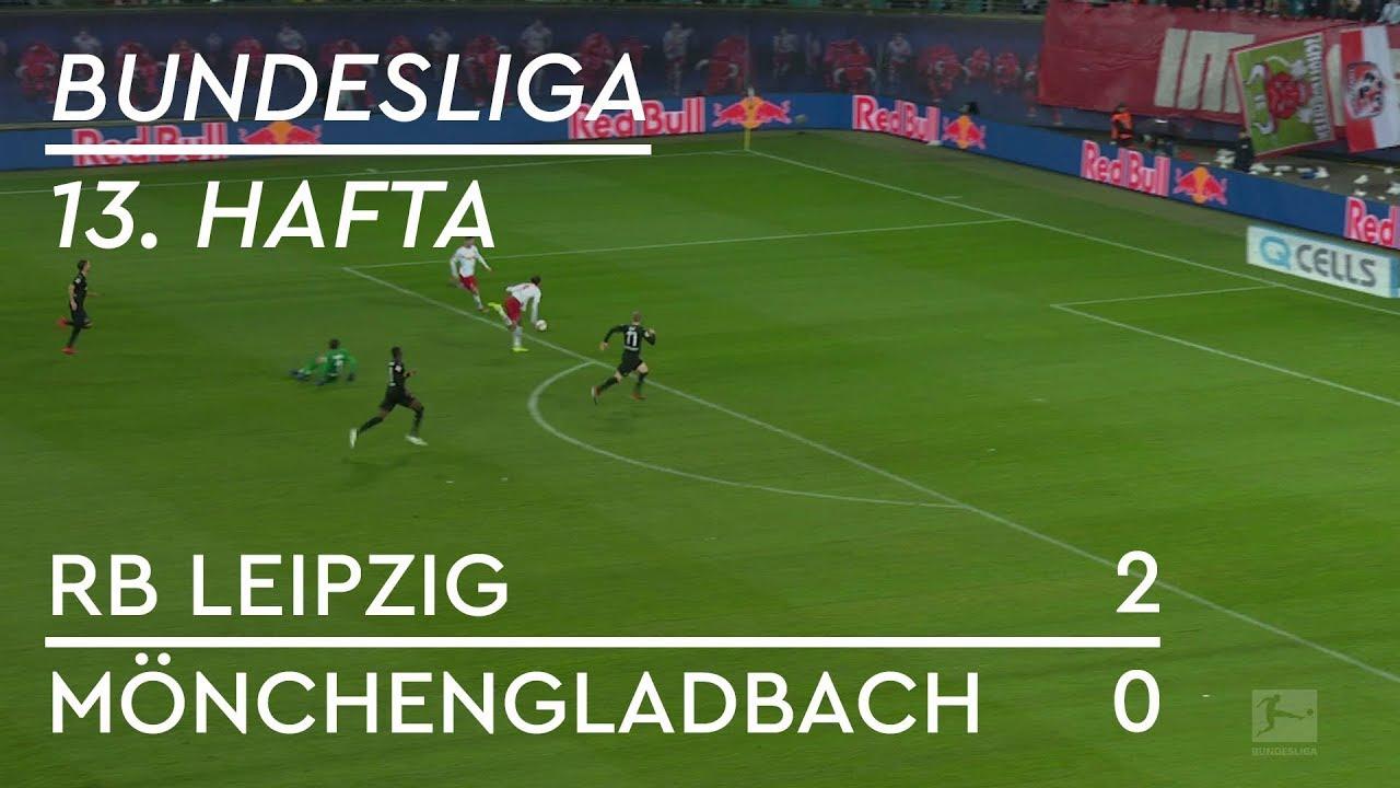 RB Leipzig - Borussia Mönchengladbach (2-0) - Maç Özeti - Bundesliga 2018/19