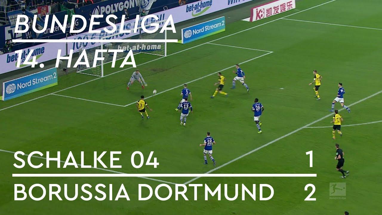 Schalke 04 - Borussia Dortmund (1-2) - Maç Özeti - Bundesliga 2018/19