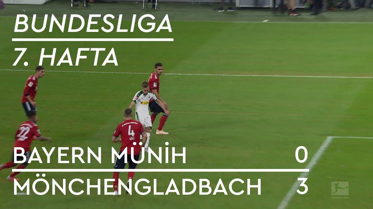 Bayern Münih - Mönchengladbach (0-3) - Maç Özeti - Bundesliga 2018/19