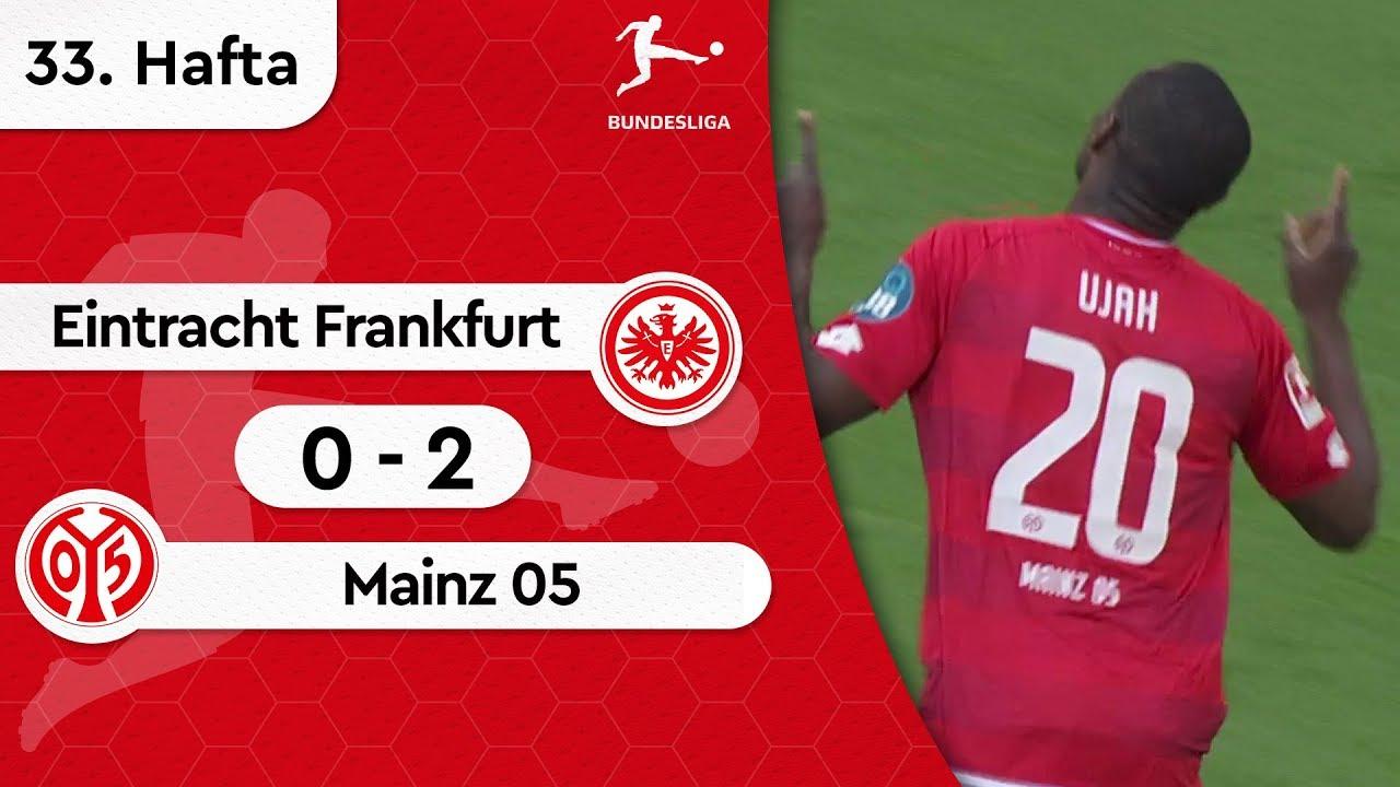 Eintracht Frankfurt - Mainz 05 (0-2) - Maç Özeti - Bundesliga 2018/19