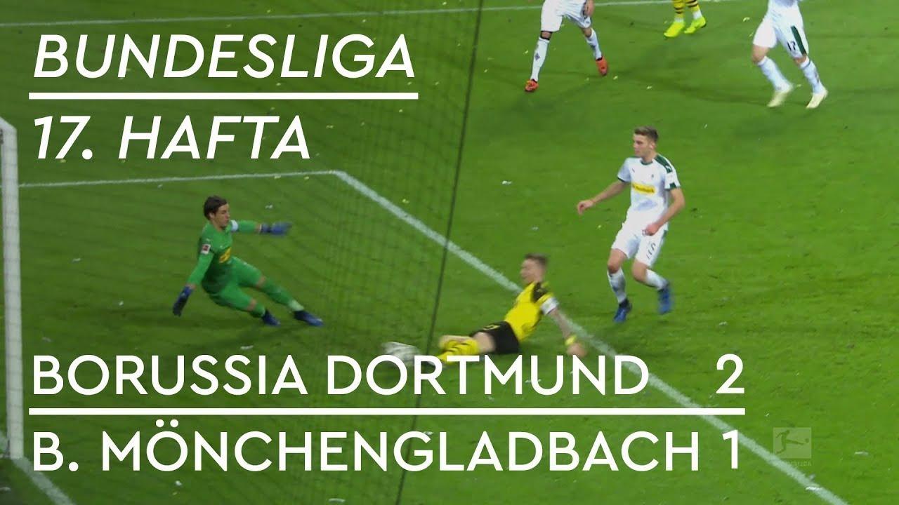 Borussia Dortmund - Mönchengladbach (2-1) - Maç Özeti - Bundesliga 2018/19 - Türkçe Anlatım