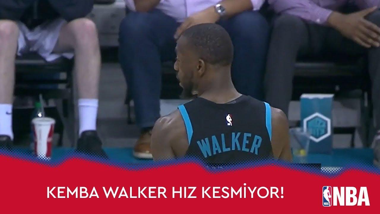 Kemba Walker Hız Kesmiyor!