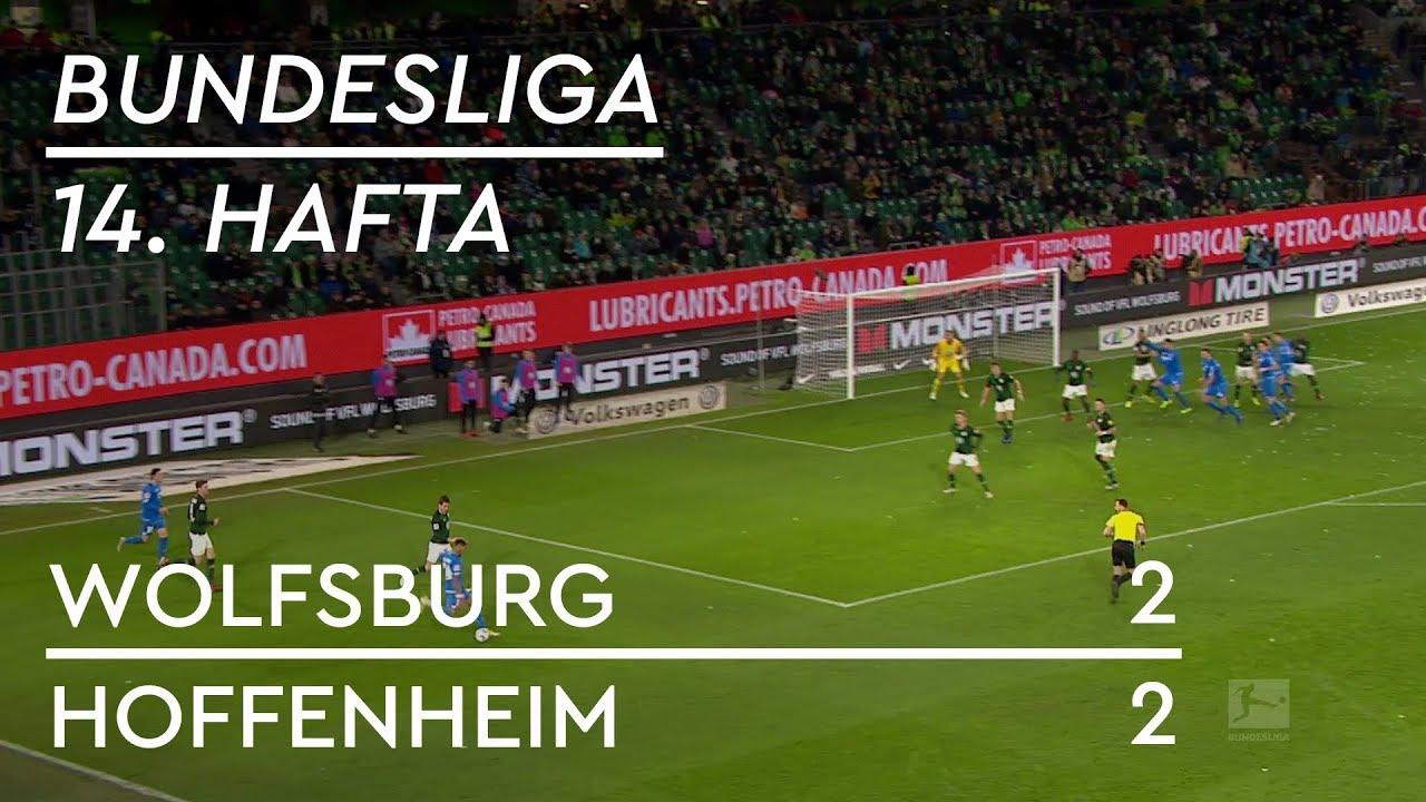 Wolfsburg - Hoffenheim (2-2) - Maç Özeti - Bundesliga 2018/19
