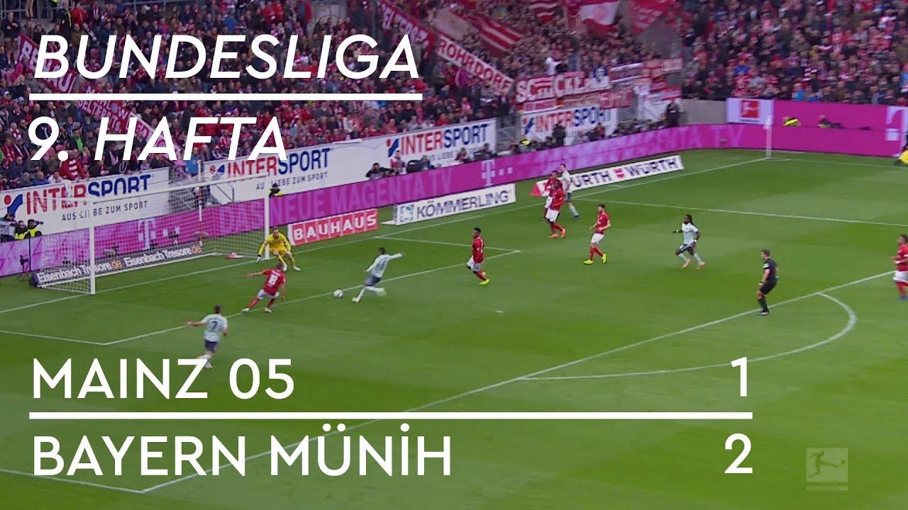 Mainz 05 - Bayern Münih (1-2) - Maç Özeti - Bundesliga 2018/19