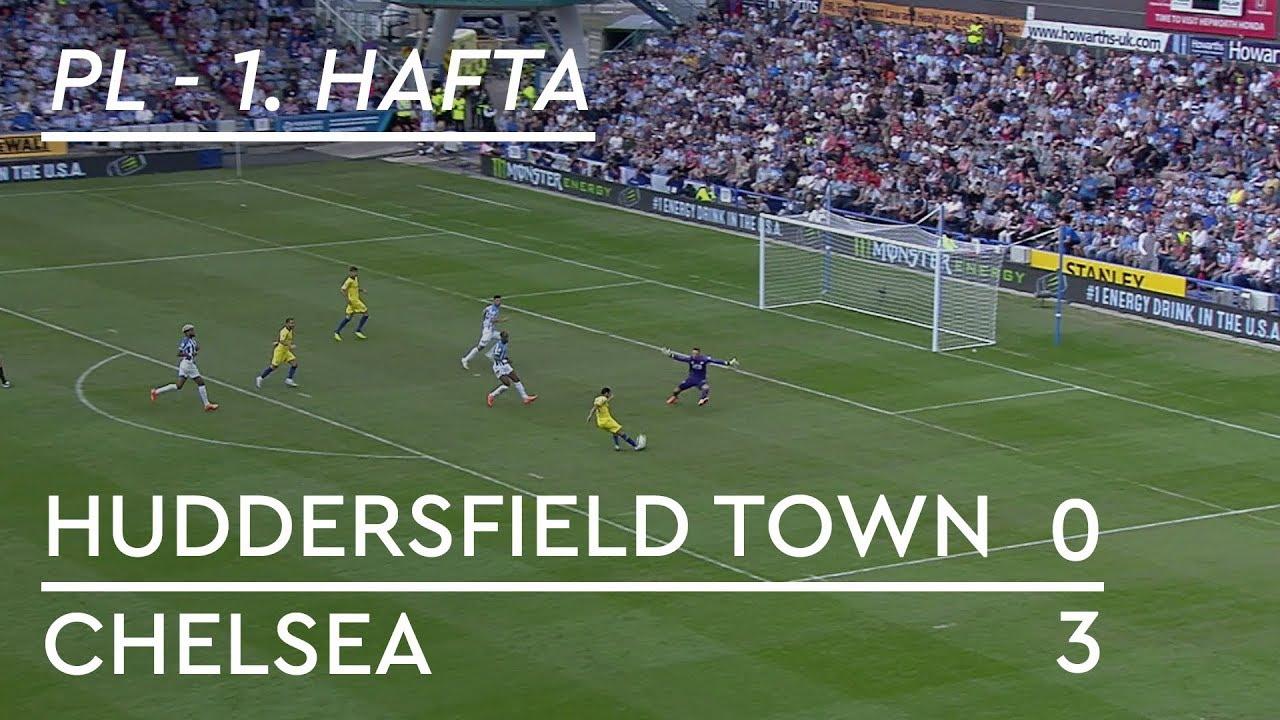 Huddersfield - Chelsea (0-3) - Maç Özeti - Premier League 2018/19