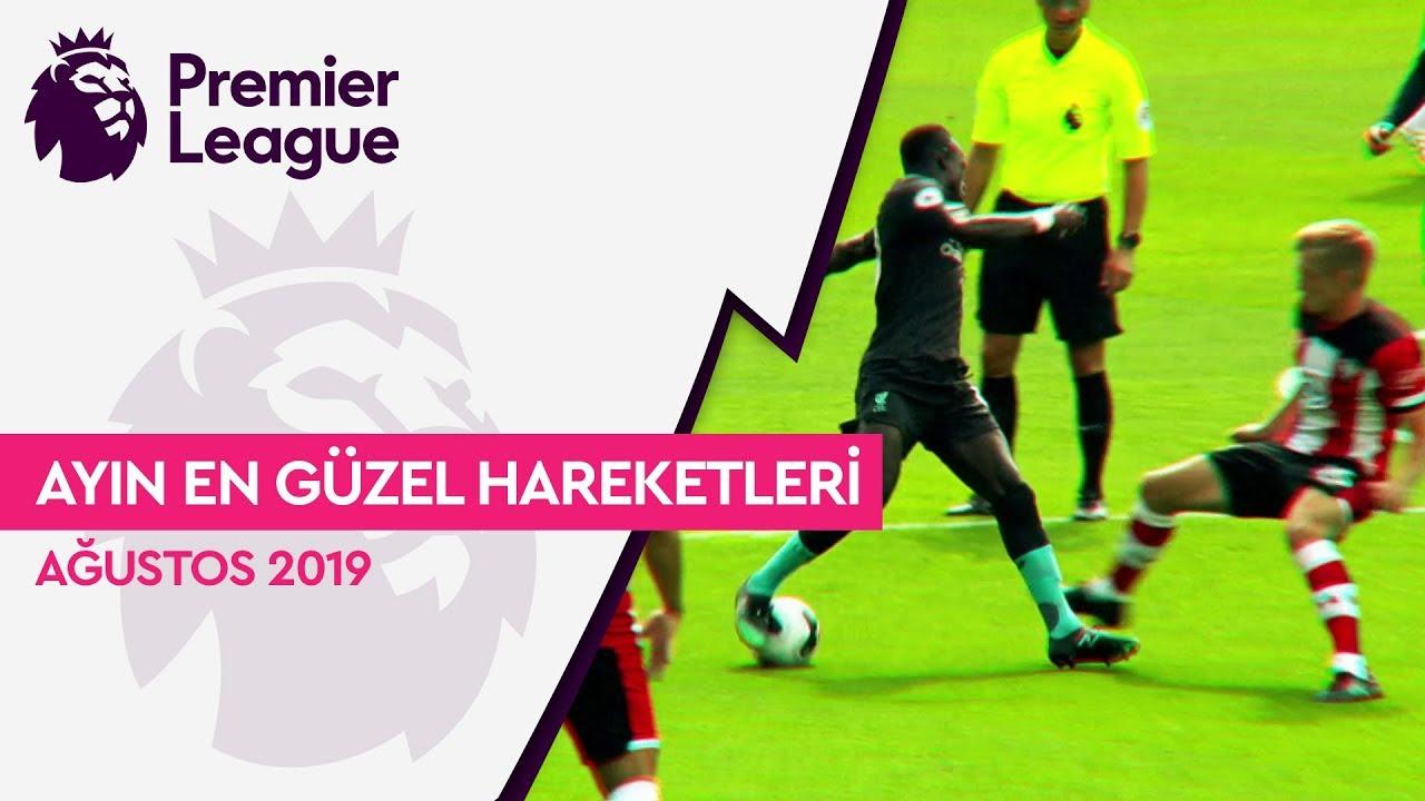 Ayın En Güzel Hareketleri | Ağustos - Premier League 2019/20