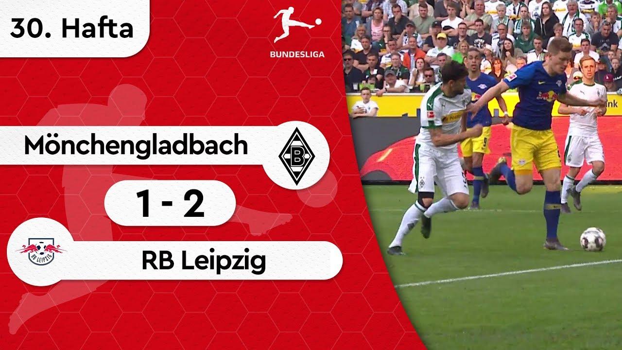 B. Mönchengladbach - RB Leipzig (1-2) - Maç Özeti - Bundesliga 2018/19
