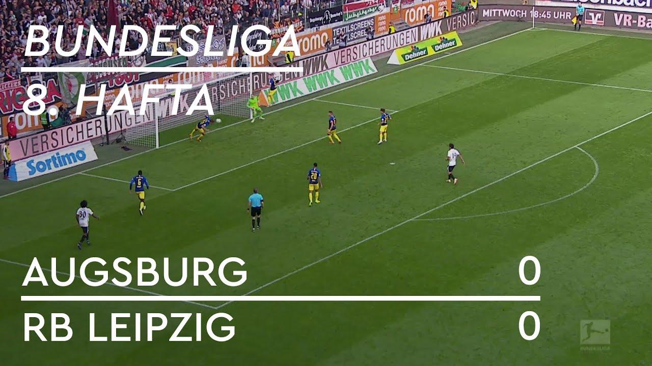 Augsburg - RB Leipzig (0-0) - Maç Özeti - Bundesliga 2018/19