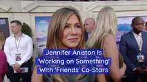 Jennifer Aniston's Secret Project