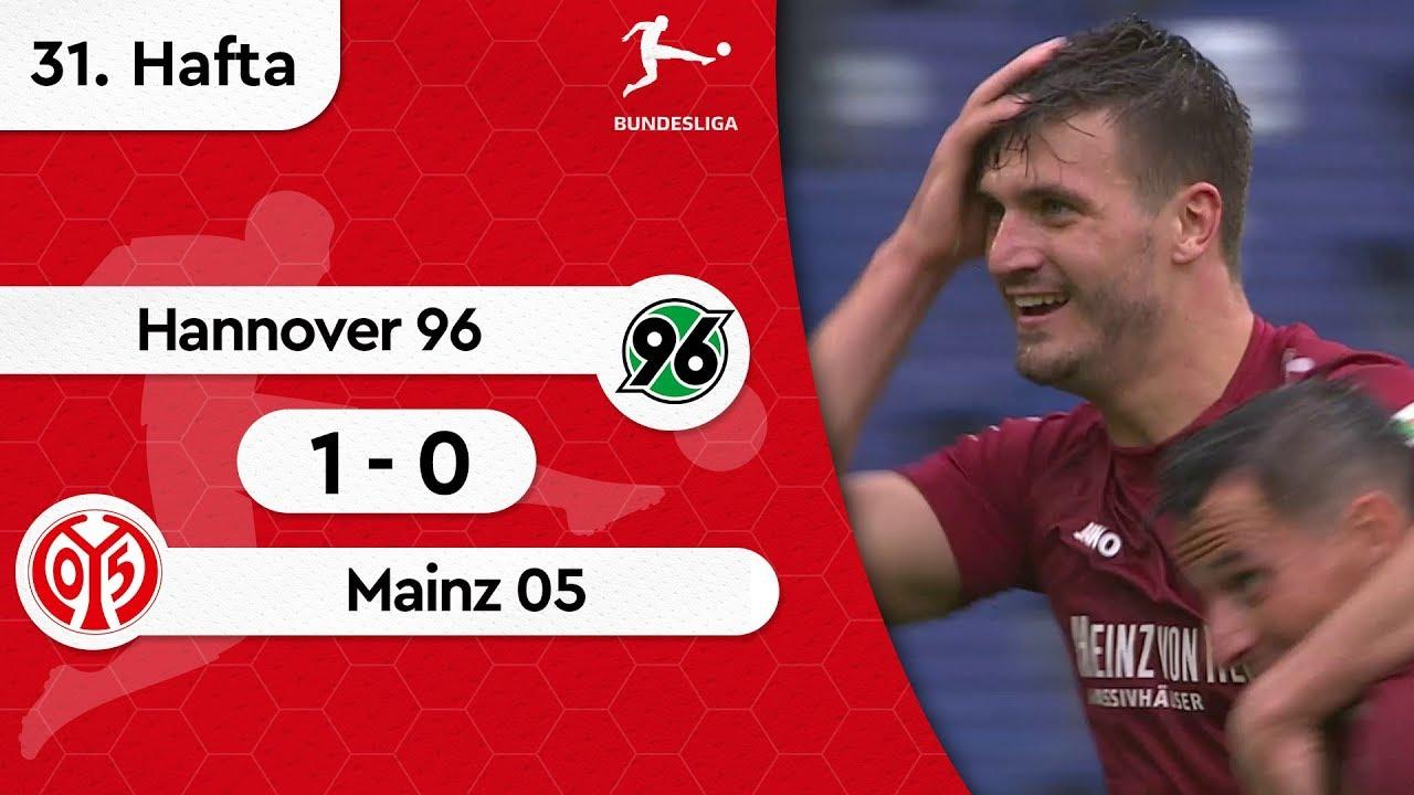 Hannover 96 - Mainz 05 (1-0) - Maç Özeti - Bundesliga 2018/19