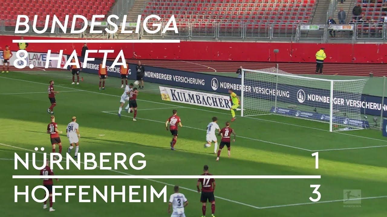 Nürnberg - Hoffenheim (1-3) - Maç Özeti - Bundesliga 2018/19