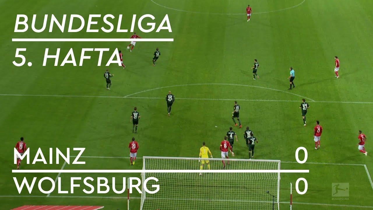 Mainz - Wolfsburg (0-0) - Maç Özeti - Bundesliga 2018/19