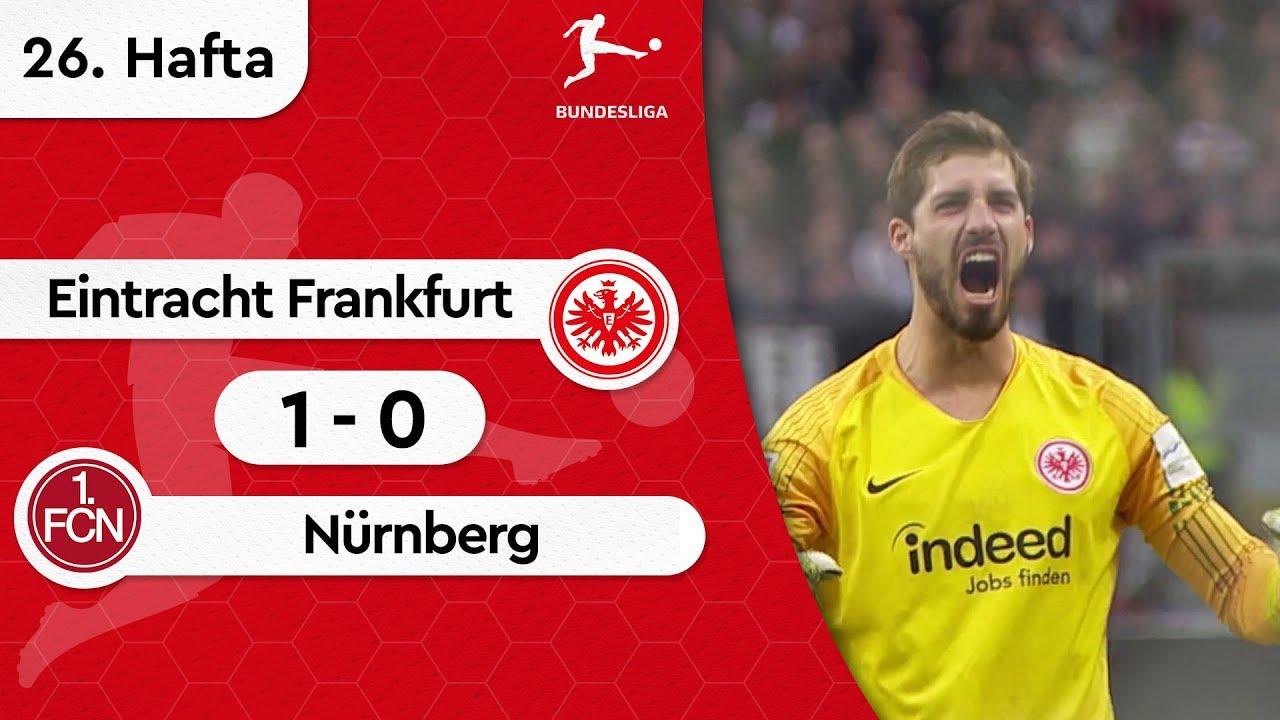 Eintracht Frankfurt - Nürnberg (1-0) - Maç Özeti - Bundesliga 2018/19