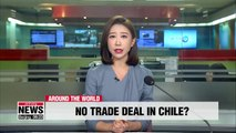 U.S.-China trade deal might not be ready for signing in Chile: U.S. official: Reuters
