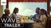 Waves Movie - Kelvin Harrison Jr., Taylor Russell, Sterling K. Brown, Lucas Hedges, Alexa Demie, Renee Elise Goldsberry, Clifton Collins Jr.
