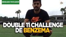 """Double 11 Challenge por el """"Abogado Pateador"""""""