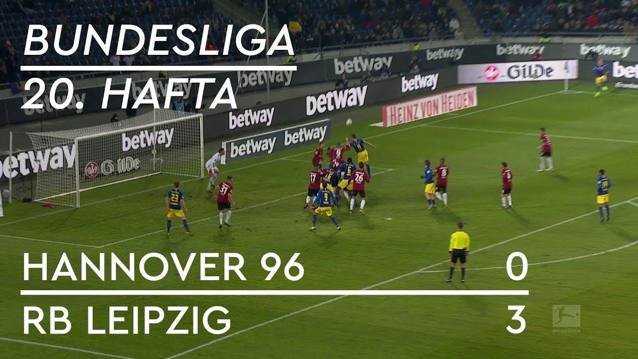 Hannover 96 - RB Leipzig (0-3) - Maç Özeti - Bundesliga 2018/19 - Türkçe Anlatım