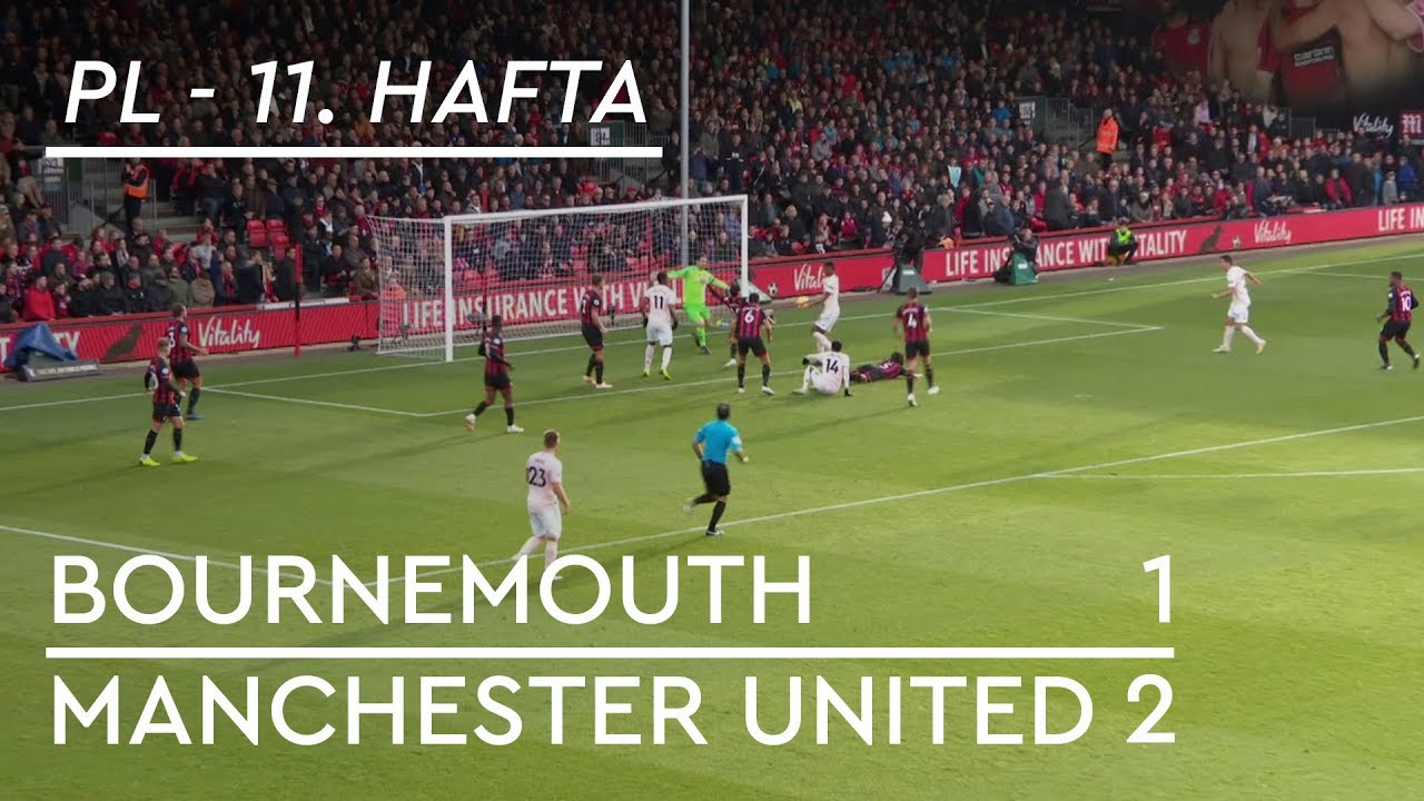 Bournemouth - Manchester United (1-2) - Maç Özeti - Premier League 2018/19