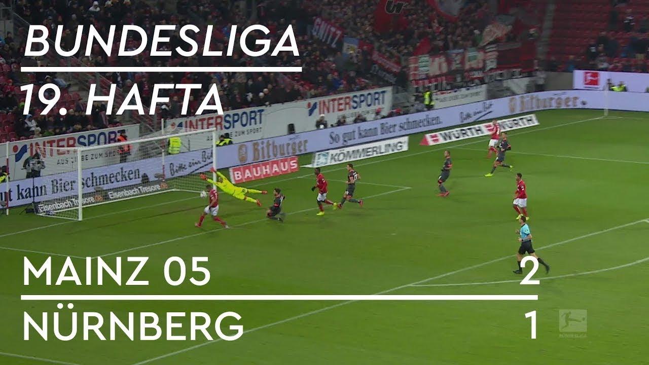 Mainz 05 - Nürnberg (2-1) - Maç Özeti - Bundesliga 2018/19 - Türkçe Anlatım