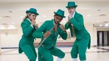 Notre Dame's Leprechaun Mascot Trio Make History
