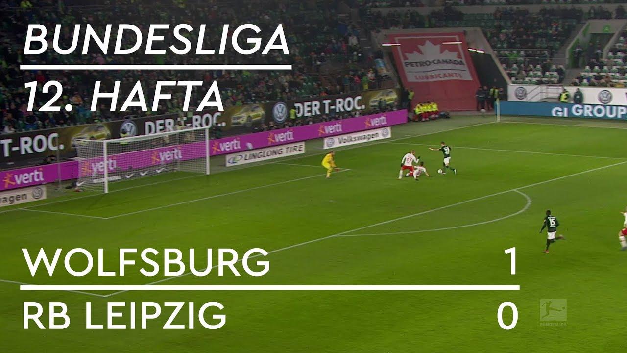 Wolfsburg - RB Leipzig (1-0) - Maç Özeti - Bundesliga 2018/19
