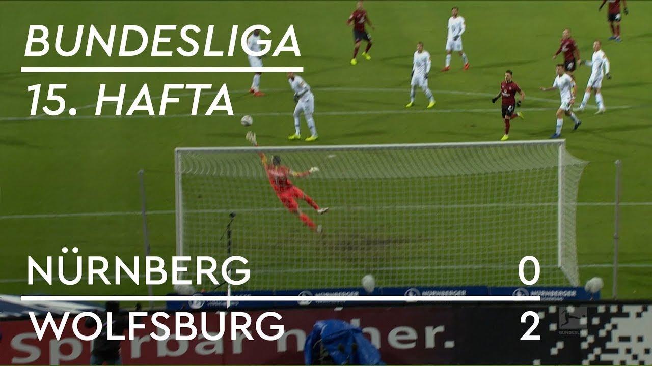 Nürnberg - Wolfsburg (0-2) - Maç Özeti - Bundesliga 2018/19 - Türkçe Anlatım