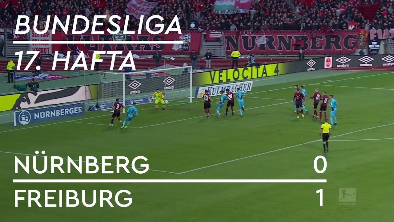 Nürnberg - Freiburg (0-1) - Maç Özeti - Bundesliga 2018/19