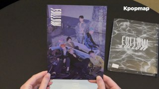 [Unboxing] MONSTA X 7th Mini Album