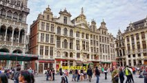 """BRUSSELS"" Top 50 Tourist Places | Brussels Tourism | BELGIUM"