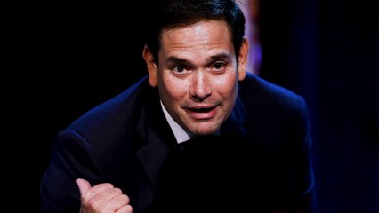 Who Is Marco Rubio? Narrated by Adam Rippon