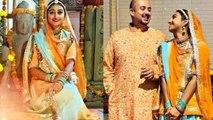Mohena Kumari Singh First Diwali Celebration in Sasural   Boldsky