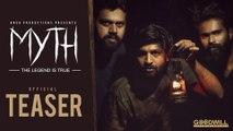 Myth - The Legend Is True | Malayalam ShortFilm Official Teaser | Horror Thriller