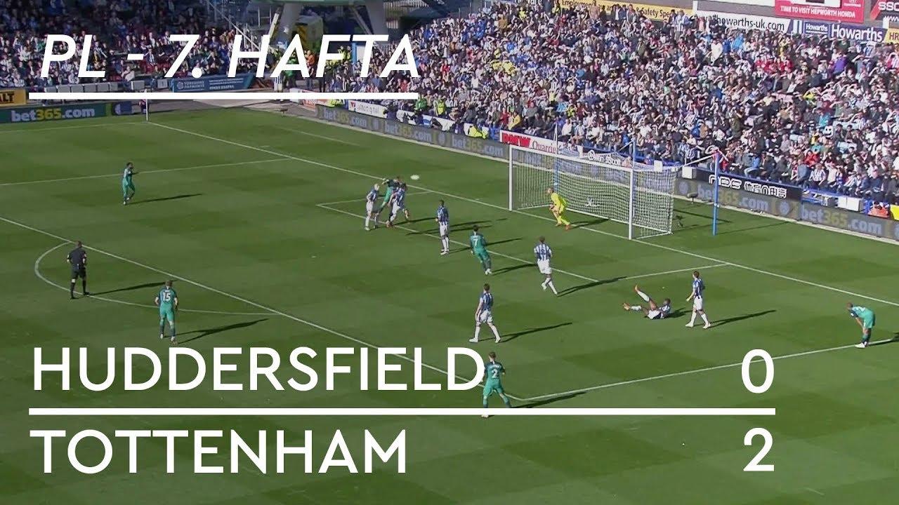 Huddersfield - Tottenham (0-2) - Maç Özeti - Premier League 2018/19