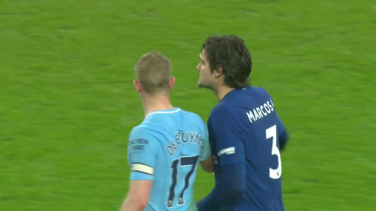Manchester City - Chelsea (1-0) - Maç Özeti - Premier League 2017/18