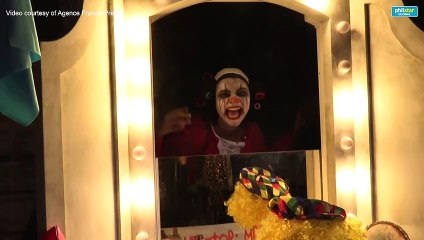 Killer clowns and horror dolls in Singapore for Halloween