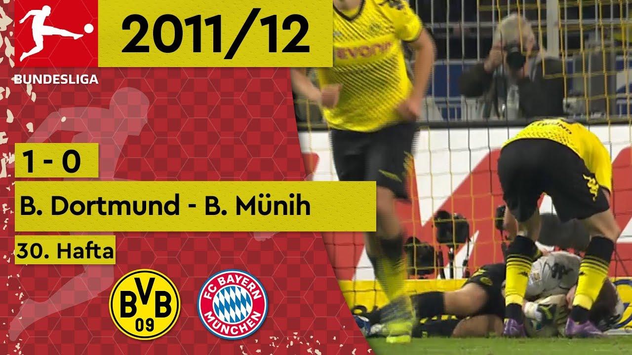 Borussia Dortmund - Bayern Münih (1-0) - Maç Özeti - Bundesliga 2011/12
