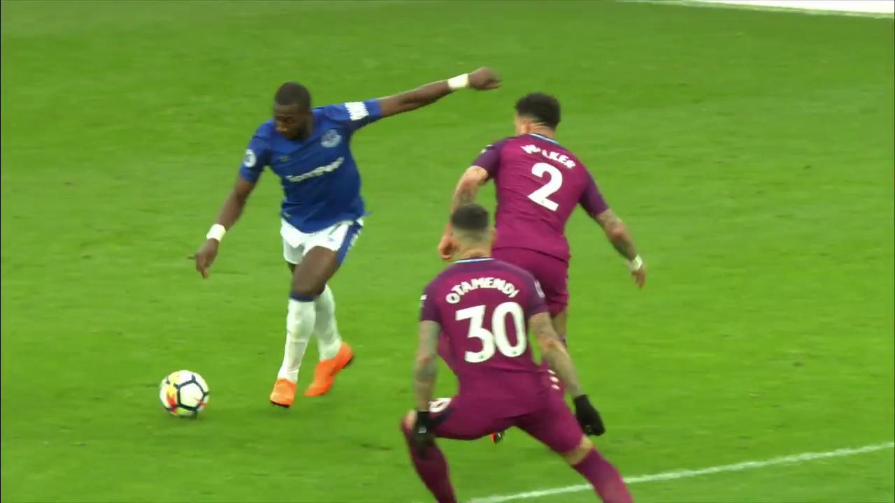 Everton - Manchester City (1-3) - Maç Özeti - Premier League 2017/18