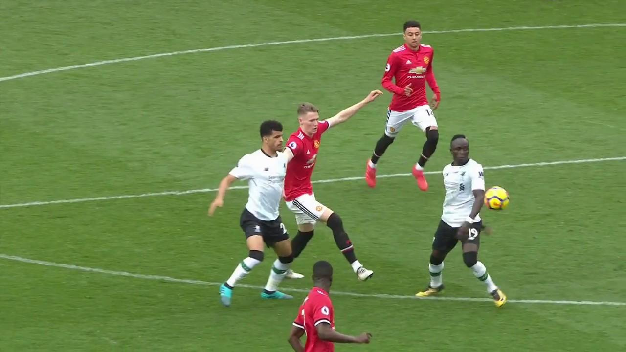 Manchester United - Liverpool (2-1) - Maç Özeti - Premier League 2017/18