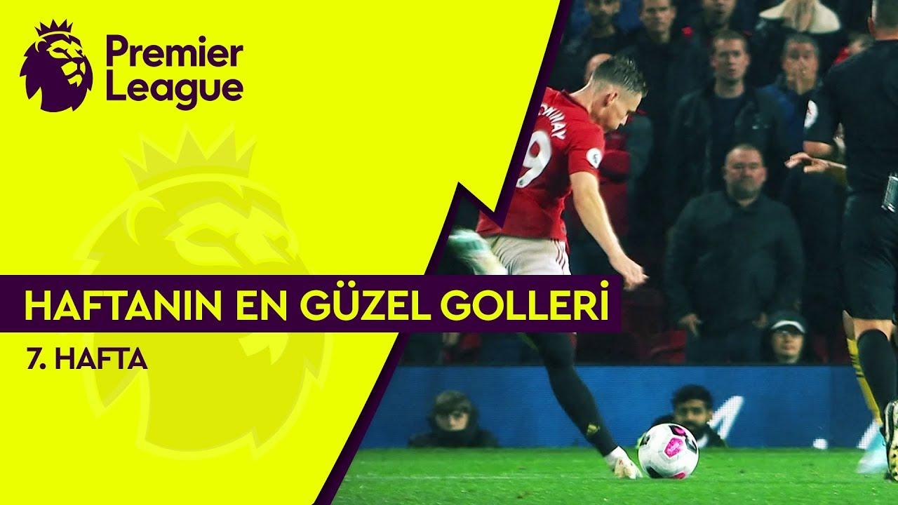 Premier League'de 7. Haftanın En Güzel Golleri (2019/20)