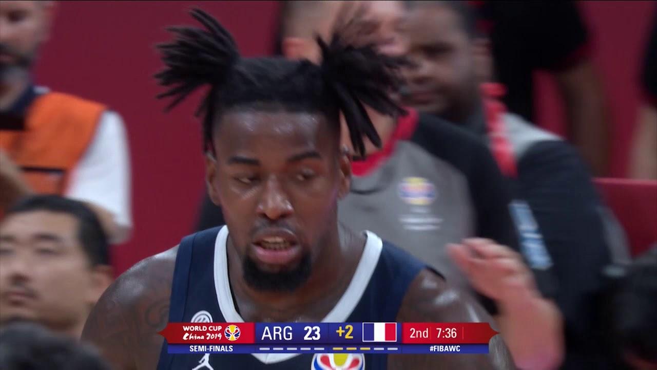 Arjantin 80 - 66 Fransa | Maç Özeti - FIBA 2019 Dünya Kupası