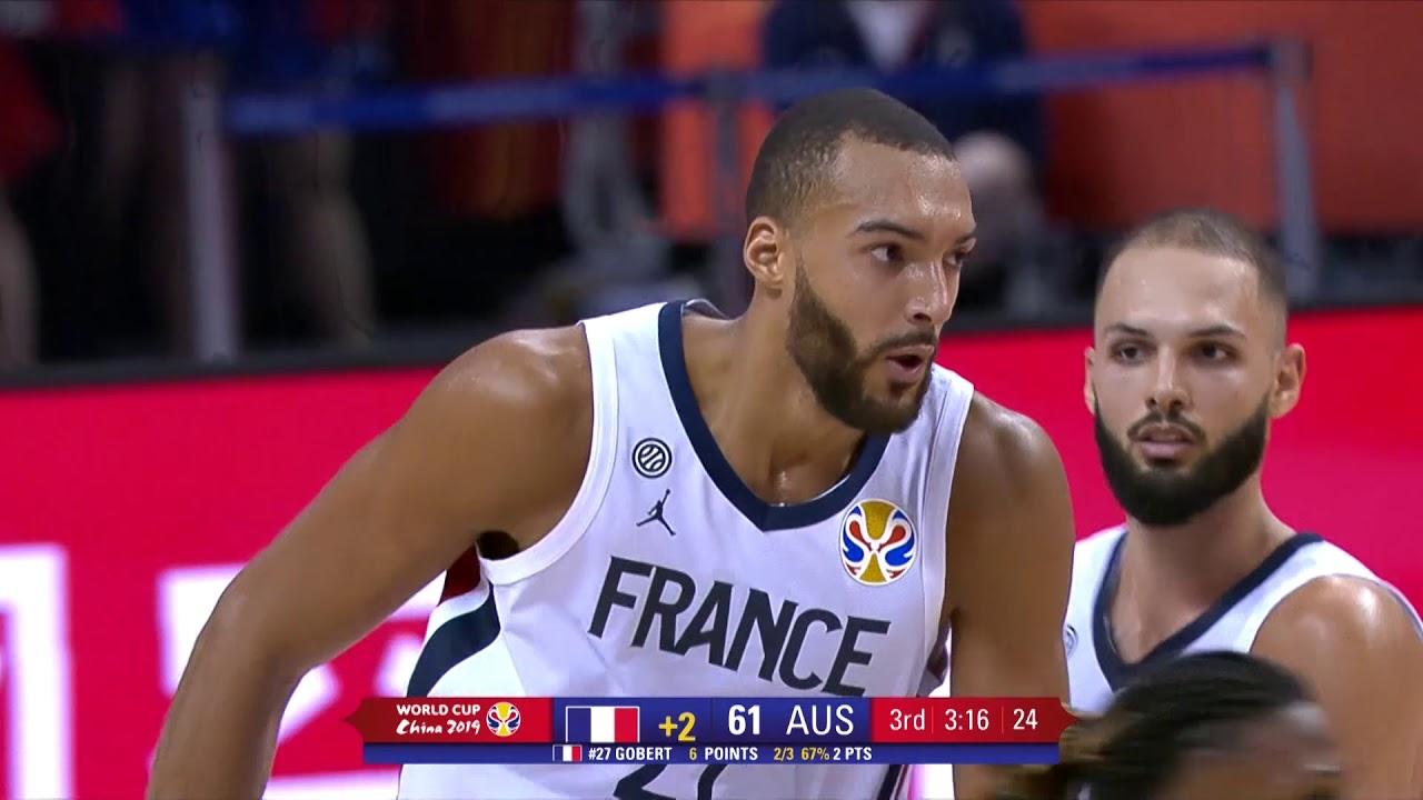 Fransa 98 - 100 Avustralya | Maç Özeti - FIBA 2019 Dünya Kupası