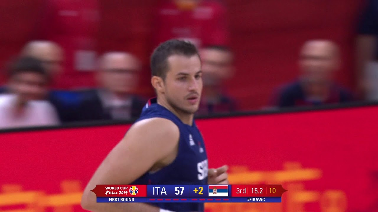 İtalya 77 - 92 Sırbistan | Maç Özeti - FIBA 2019 Dünya Kupası