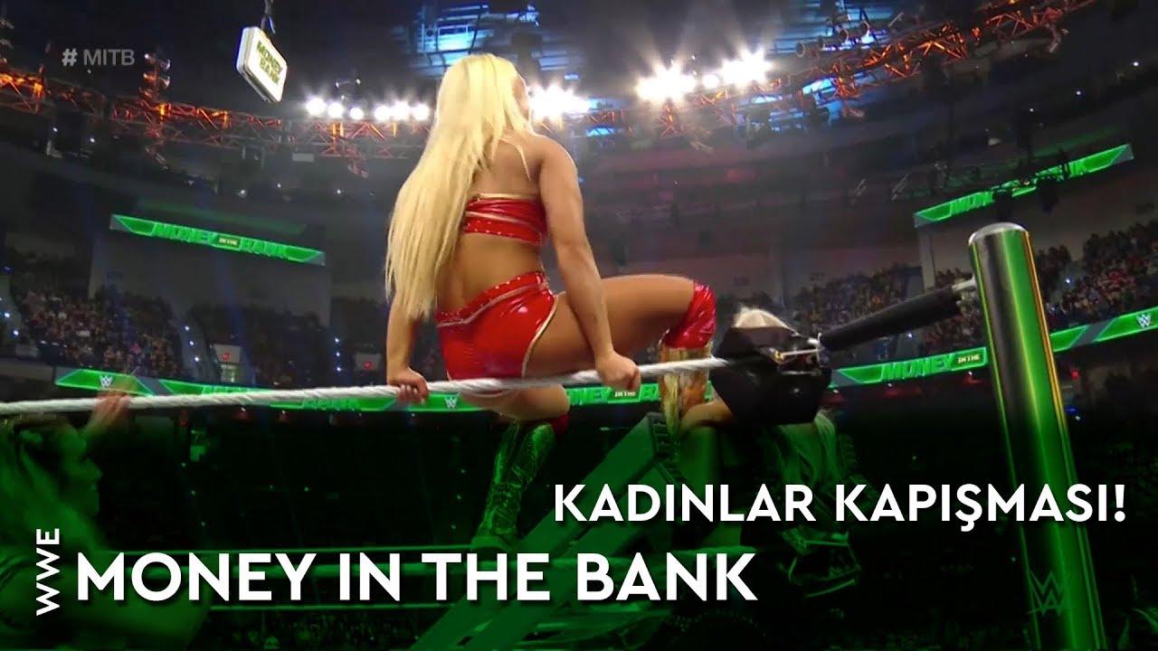 WWE Money in The Bank | Kadınlar Kapışması! (Türkçe Anlatım)