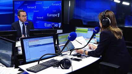 Bruno Retailleau - Europe 1 mercredi 30 octobre 2019