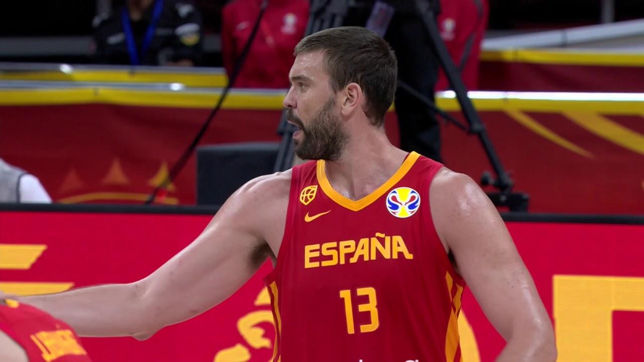 Porto Riko 63 - 73 İspanya | Maç Özeti - FIBA 2019 Dünya Kupası