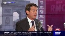"""Manuel Valls: """"Sur un certain nombre de sujets, j'avais raison"""""""